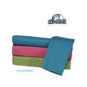 Matti színes stretch lepedő