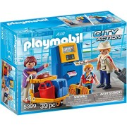 PLAYMOBIL® 5399 Family at Check-In