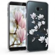 kwmobile Etui dla Samsung Galaxy J4+ - szary