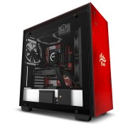 NZXT H700 NUKA COLA CHASSIS | CA-H700B-NC