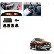 Auto Addict Car Black Reverse Parking Sensor With LED Display For Hyundai i20 Active