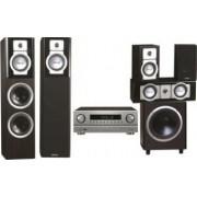 Sistem audio Akai AS005RA-750 SS006A-305