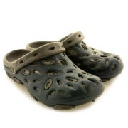Skor i Croslite - Mörkblå/grå