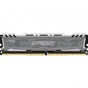 Memorie Crucial Ballistix Sport LT Gray 8GB DDR4 2666MHz CL16 1.2v