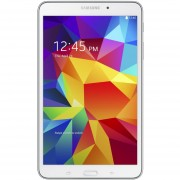 "Samsung Galaxy Tab 4 White 8.0"" Tablet - 8.0"" WXGA 1280 X 800, Android 4.4 Kit Kat 1.2 GHz Quad Core, 16GB Internal Storage - SM-T330NZWAXAR (release Date 05/1/14)"