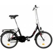 Bicicleta Pliabila Venture 2090 Negru 20 Inch