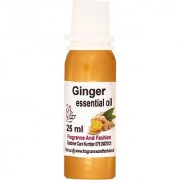 Fragrance And Fashion Ginger Essential Oil Of 25 Ml (25 Ml)
