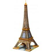 Puzzle 3D Ravensburger - Turnul Eiffel, 216 piese (12556)