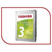 Жесткий диск 3Tb - Toshiba HDWA130UZSVA