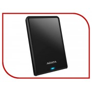 Жесткий диск A-Data HV620S Slim USB 3.0 1Tb Black AHV620S-1TU3-CBK