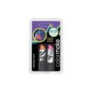 Pintura Facial Batom Color Make Fluor Lr/pk Yur