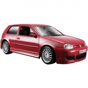 Model automobila Volkswagen Golf R32 Maisto 1:24