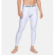 Under Armour Herenlegging HEATGEAR® Armour Compression - Mens - White - Grootte: Large