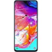 Telefon mobil Samsung Galaxy A70 A705 128GB Dual SIM 4G Blue Bonus Bricheta Electronica USB ABC