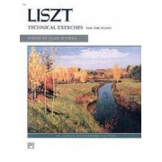 Alfred Publishing Co., Inc. Liszt -- Technical Exercises (Complete)