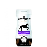Sampon natural dezodorizant cu lime si cocos, 240ml, Attitude