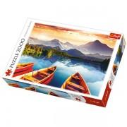 Trefl Puzzle Slagalica Crystal Lake 2000 kom (27096)