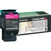 TONER LEXMARK C540A1MG MAGENTA PT C540/3/4/6 1K Toner Lexmark C540A1MG pentru C540/3/4/6, magenta