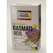 Rizs - Basmati, Organikus és Fairtrade 400g