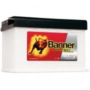Banner Power Bull Professional jobb+ 77Ah / 700A akkumulátor