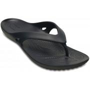Crocs Albastru flip flops Femei Women`s Kadee II Flip Navy 202492-410 41-42