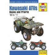 Kawasaki Bayou &: Prairie ATVs(86-11)