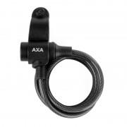Lock AXA merev 150/8 kulcs zászló antracit 59531595SC