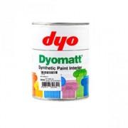 Vopsea email Dyomatt negru – 0.75L