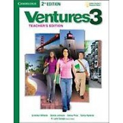 Ventures Level 3 Teachers Edition with Assessment Audio CDCDROM by ...