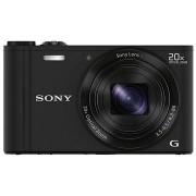 Sony CyberShot DSC-WX350 fekete