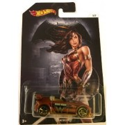 Tantrum - Wonder Woman (Dawn of Justice) in Brown by HotWheels