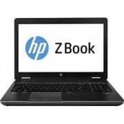 Laptop HP ZBook 15 Workstation Refurbished Quad Core I7-4800MQ 16GB 120GB SSD 500GB HDD Quadro K2100M Win 10 PRO