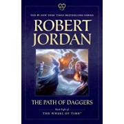 The Path of Daggers: Book Eight of 'The Wheel of Time', Paperback/Robert Jordan