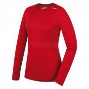 Husky | Merino 100 L Tričko LS XL Červená