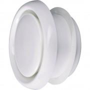 Plosnati ventil od plastike za cijevi promjera: 10 cm Wallair N35910