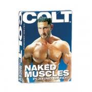 Carti de Joc Colt Naked Muscle