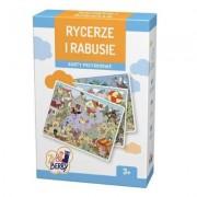 Karty Rycerze i Rabusie
