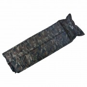 Saltea auto-gonflabilă Cattara, cu pernă Navy 183 x 58 x 2,5 cm