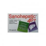 Zdrovit Sanohepatic 40+ x 30 cps
