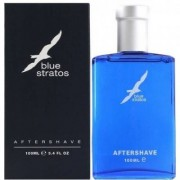 Blue Stratos Aftershave Lotion - 100 ml