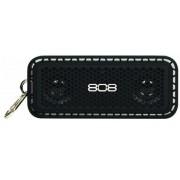Boxa Portabila 808 Audio SPR 100, Bluetooth, Rezistenta la apa, praf si socuri (Negru)