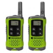 Walkie-Talkie Motorola TLKR T41, PMR446, 8 канала, до 4 km, LCD, зелен