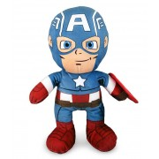 Marvel superheld Captain America knuffel (32 cm)