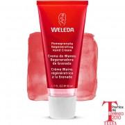 Weleda Crema de manos regeneradora de Granada + lápiz para el cuidado de las uñas