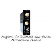 Preamplificador Magnum VU Serie 500 de inward Connections