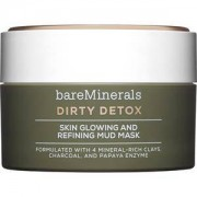 bareMinerals Cuidado facial Limpieza Dirty Detox Skin Glowing And Refining Mud Mask 58 g