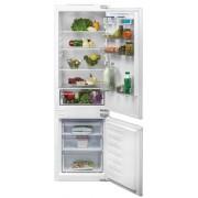 Combina frigorifica incorporabila Beko BCHA275K3SN, Congelator No Frost, Usi reversibile, 262 L, Alarma usa, H 177.5 cm, Clasa A+, Alb