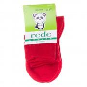Rede piros gyerek zokni