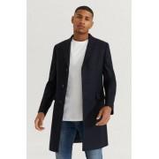 Studio Total Rock Lambton Wool Coat Blå