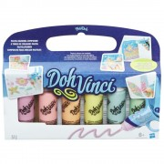Play-Doh, Set Doh-Vinci Deco Pop - Culori pastel